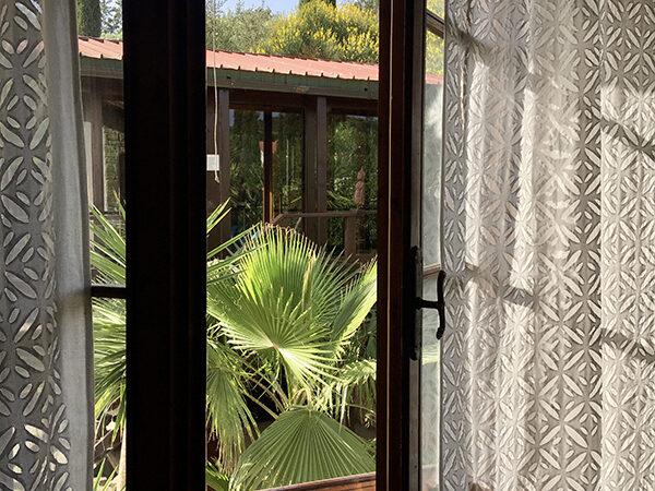 Camera Matrimoniale Deluxe vista Piscina - Villa a Castiglione della Pescaia (22)