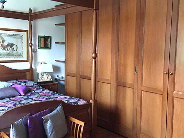 Camera Matrimoniale Deluxe vista Piscina - Villa a Castiglione della Pescaia (23)