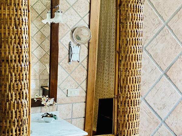 Camera Matrimoniale Deluxe vista Piscina - Villa a Castiglione della Pescaia (9)
