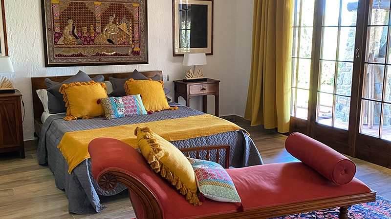 Suite Coloniale Villa a Castiglione della Pescaia