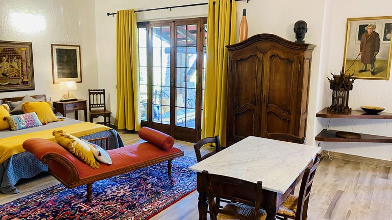 Suite Coloniale Villa a Castiglione della Pescaia (62)